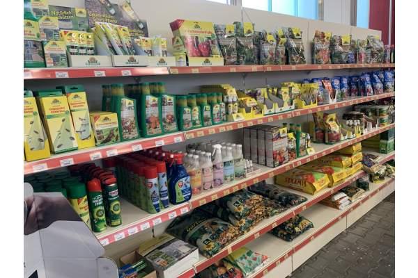 Ströbl e.K. - Abteilungen - Blumen-, Pflanzenpflege und -töpfe