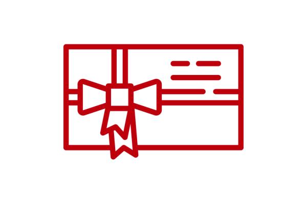 Ströbl e.K. - Services - Geschenkgutscheine